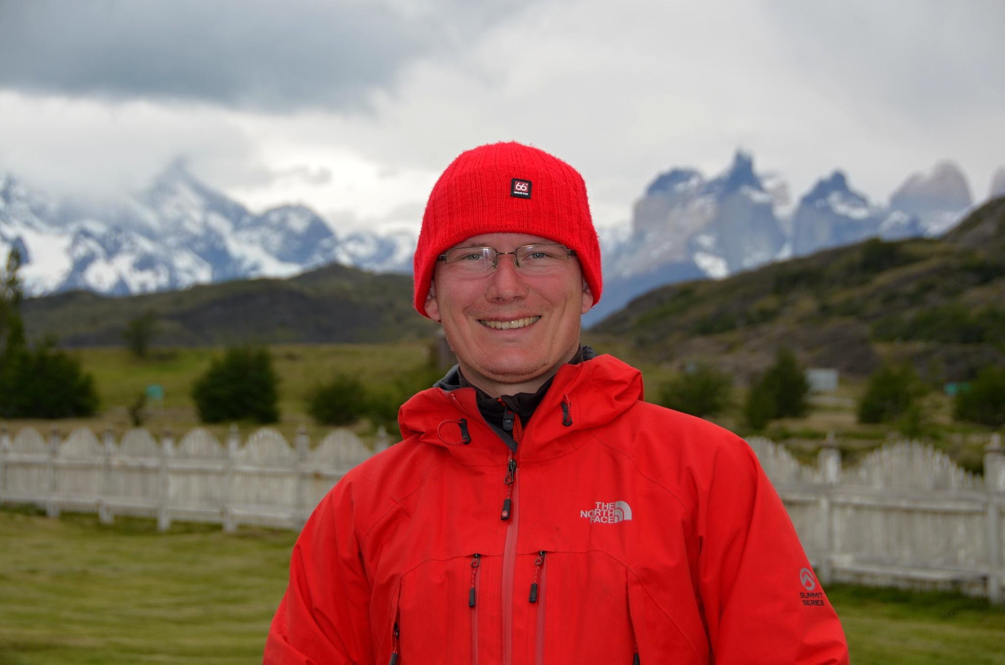 Poslední momentky s horami v Torres del Paine
