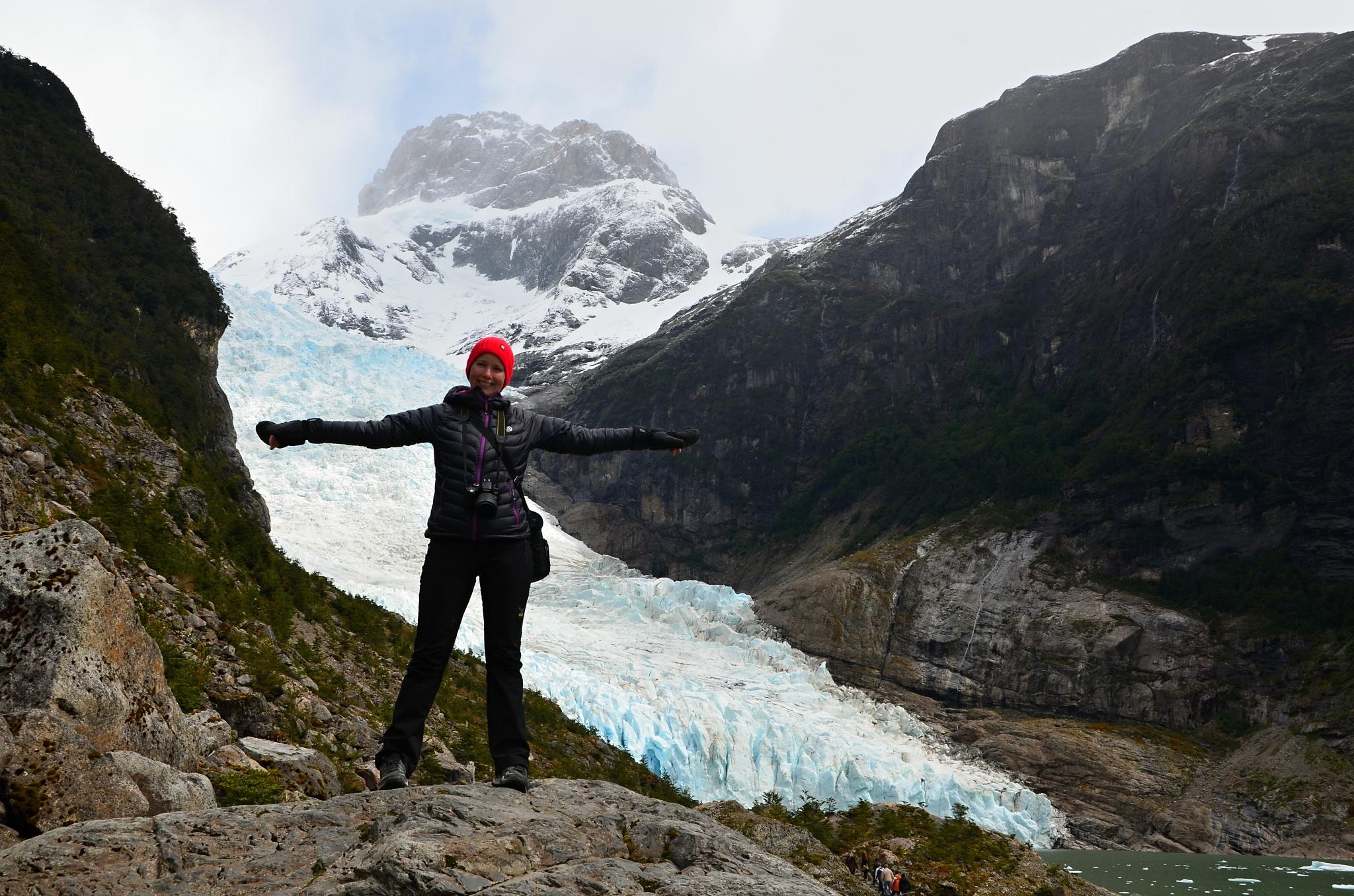 Ledovec Serrano je TÁÁÁKHLE moc velký