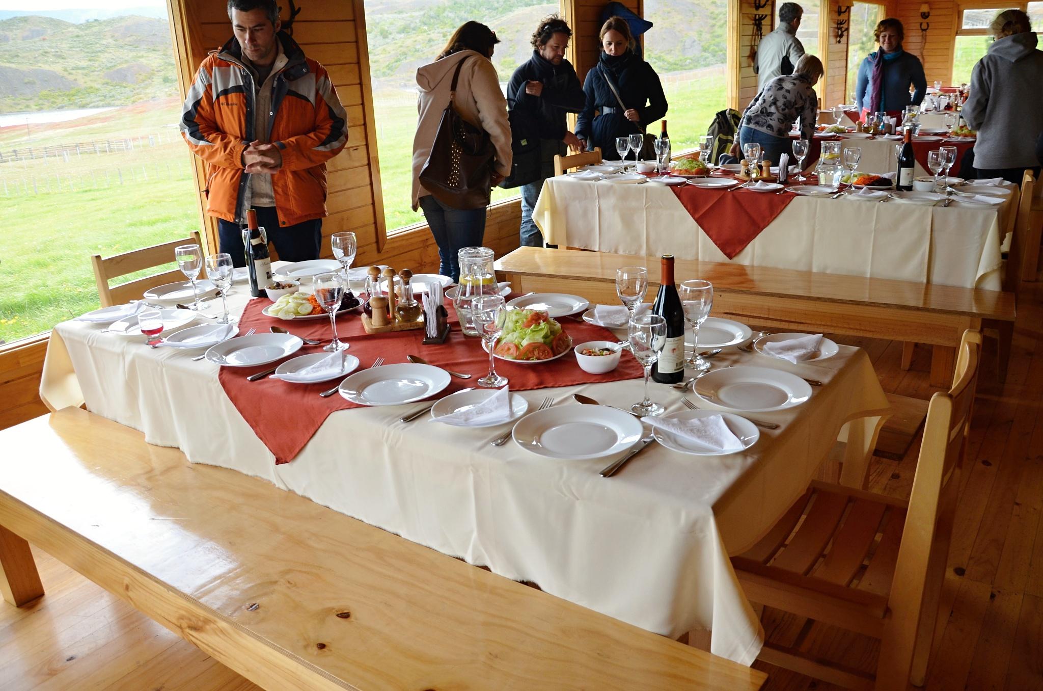 Restaurace ve Fiordo Eberhard