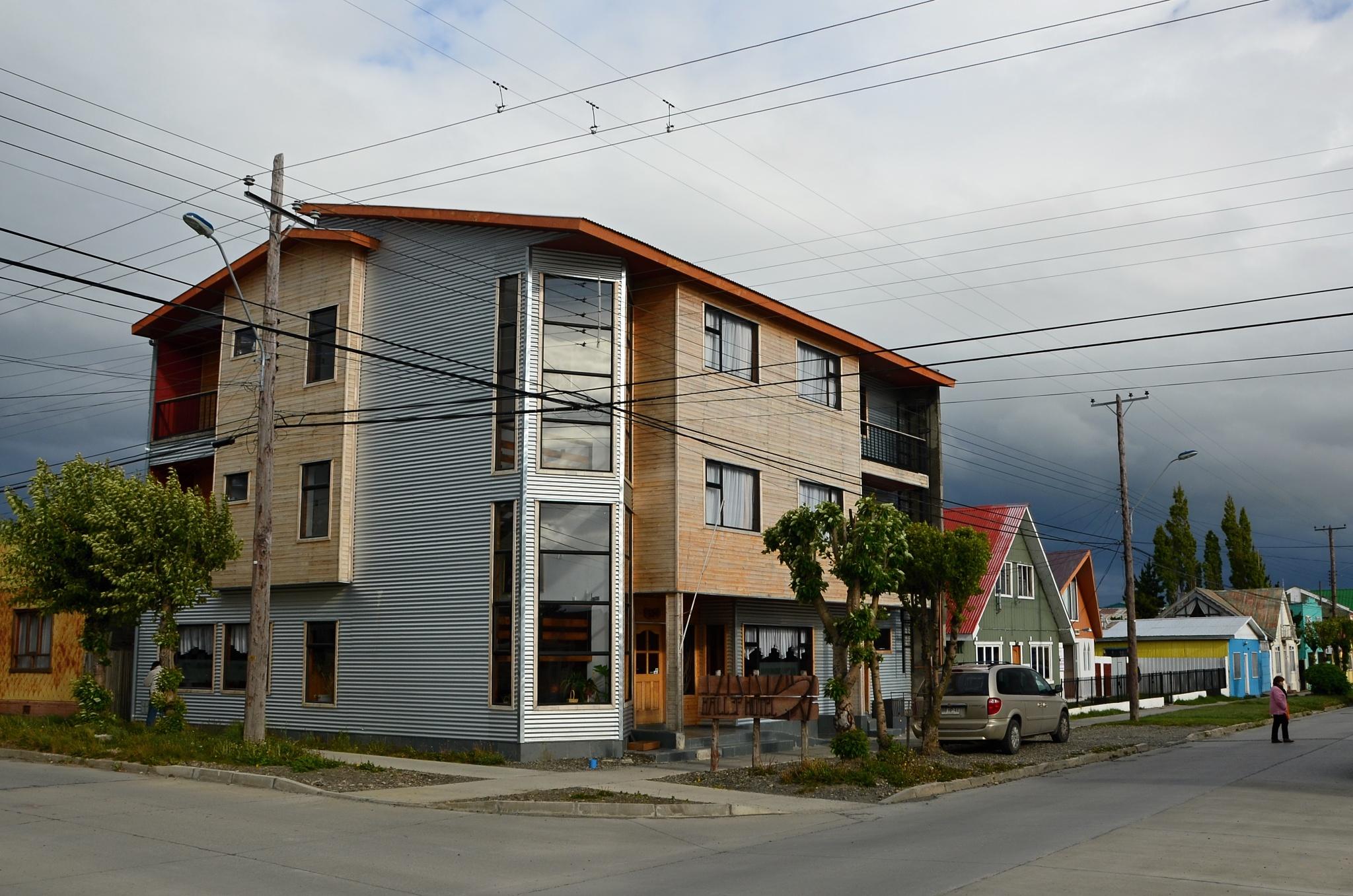 Hotel Hallef v Puerto Natales