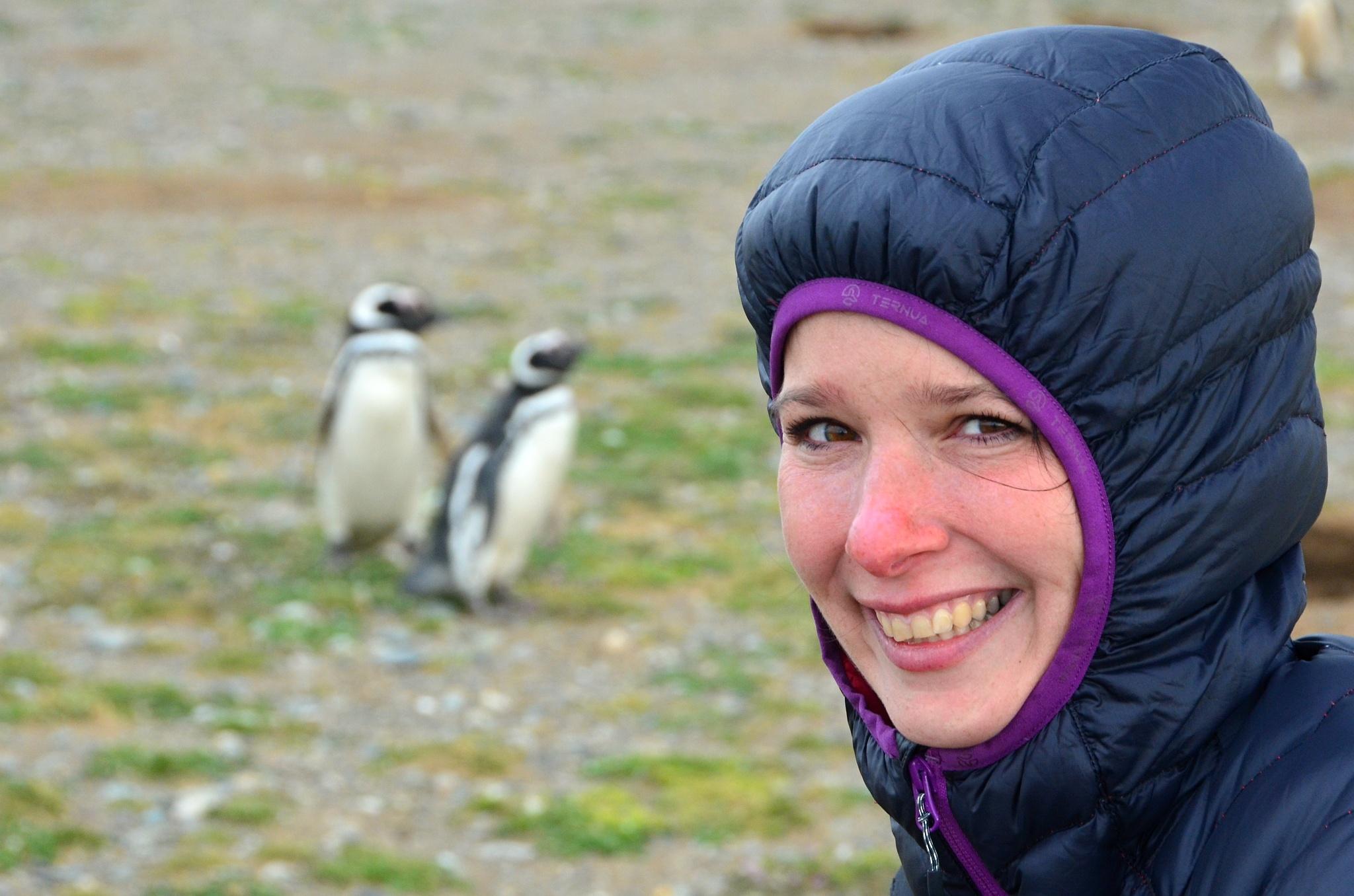 Hanka a tučňáci