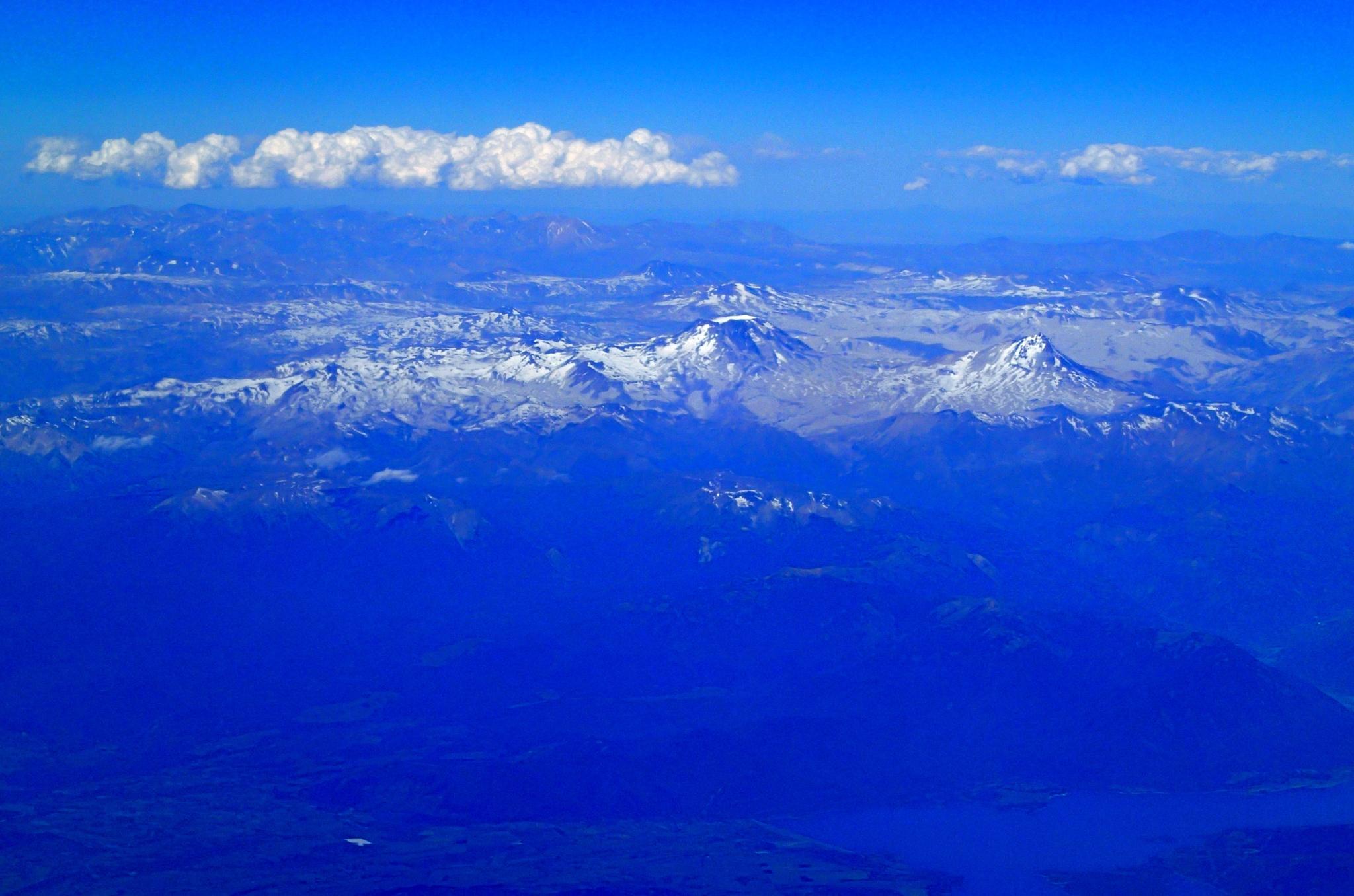 Na cestě z jihu Chile do Santiaga