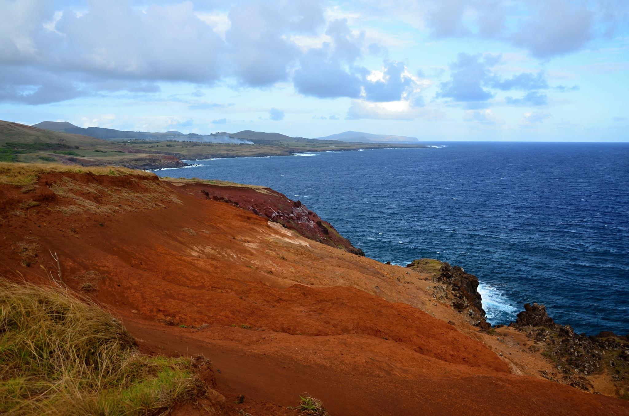 Eroze, největší hrozba pro Velikonoční ostrov