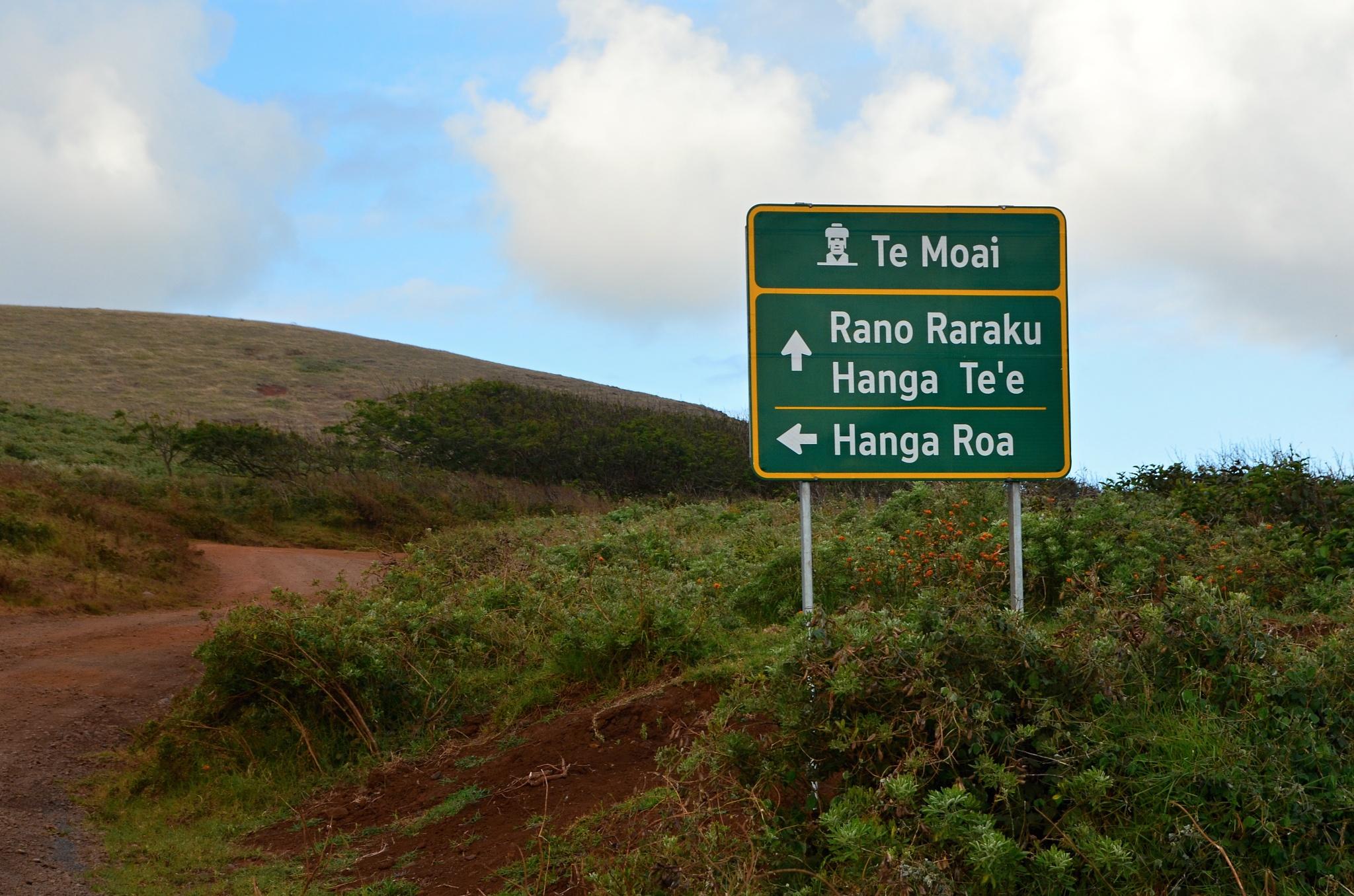 Místní silniční ukazatele