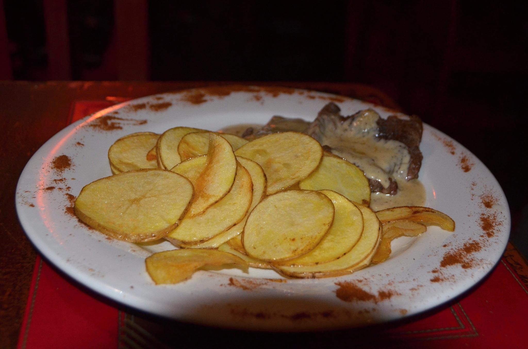 Večeře v Restobaru Dominicana