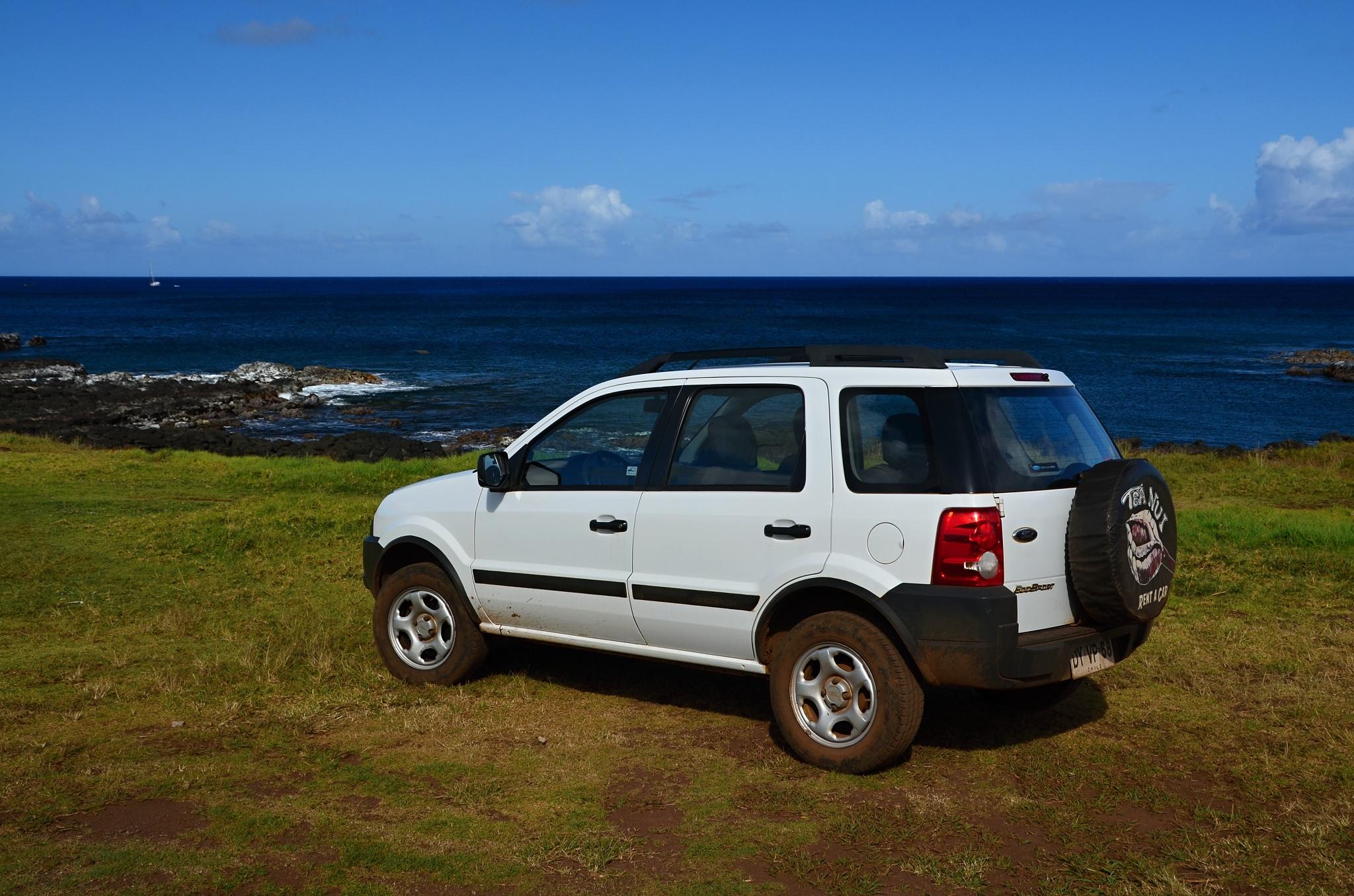 Naše vozítko Ford EcoSport