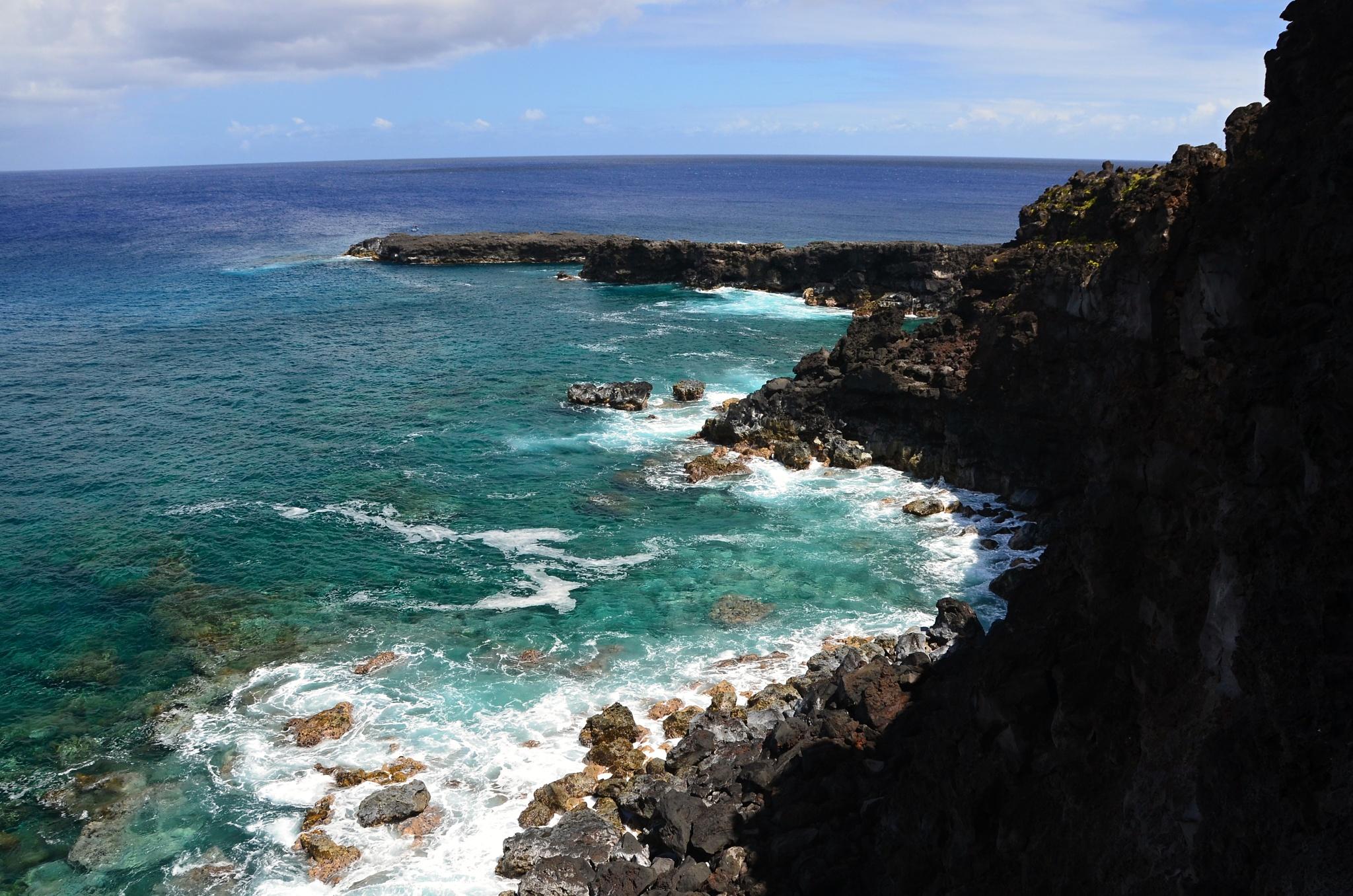 Úžasný výhled na moře