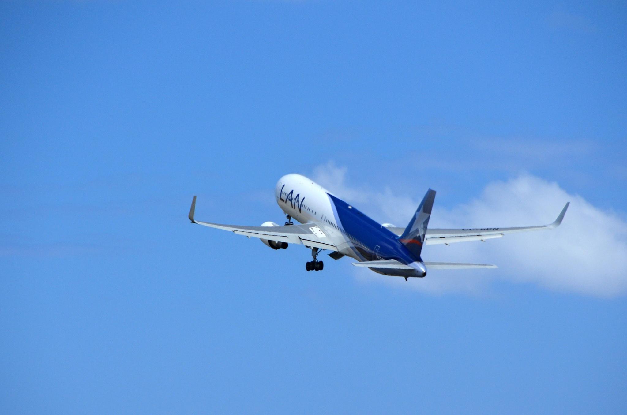 A letadlo už je fuč...