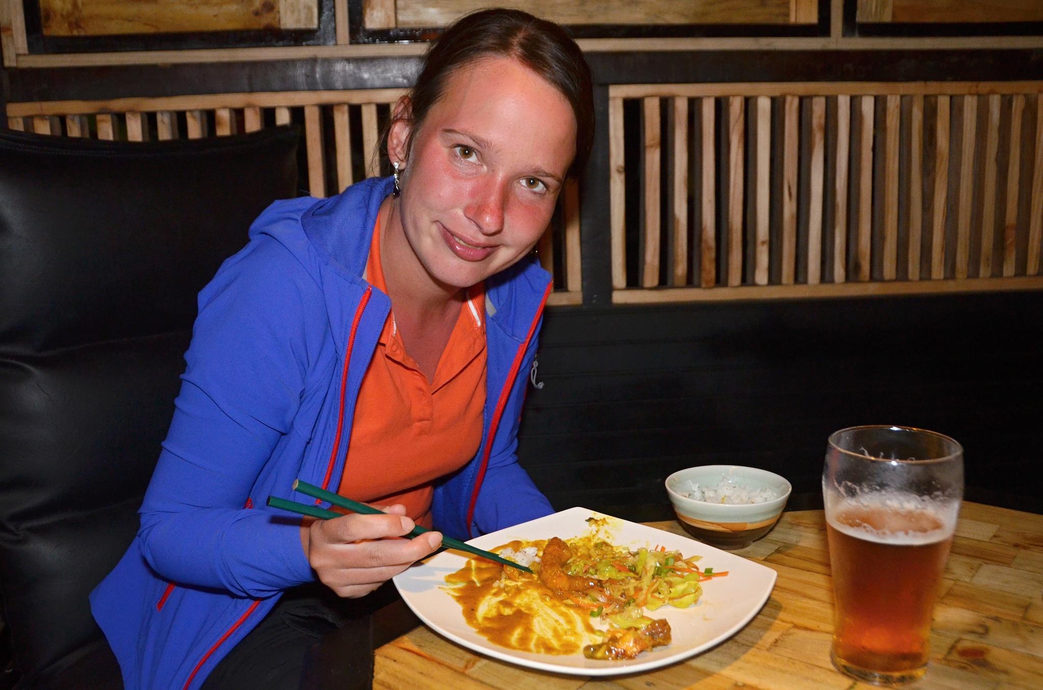 Vynikající jídlo v restauraci Kotaro