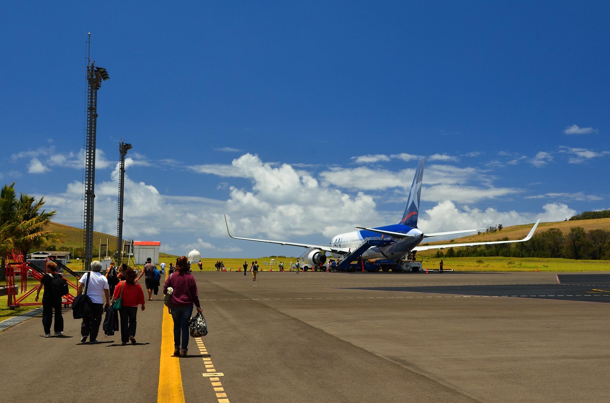 Doslova provinční letiště