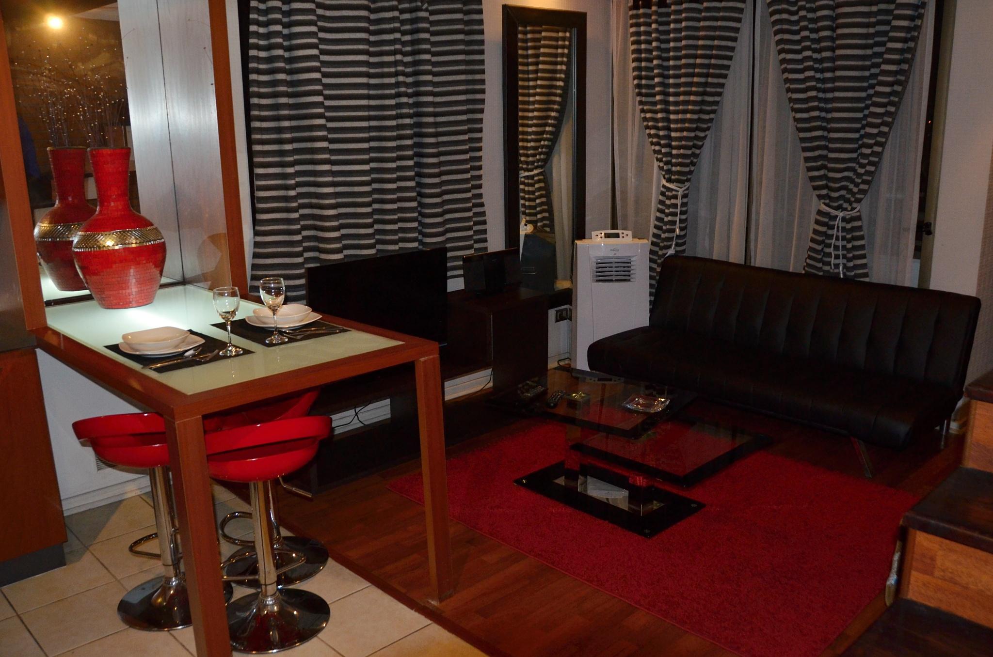 Luxusní pokoj v Santiagu