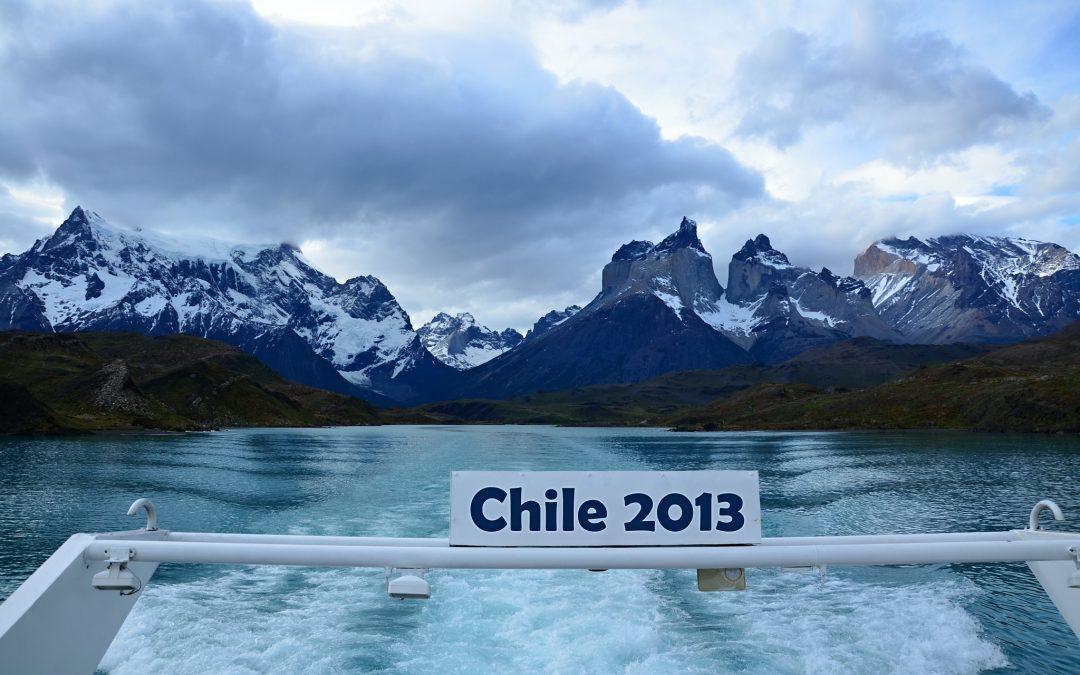 Ohlédnutí za dovolenou v Chile na podzim roku 2013 (část 1.)