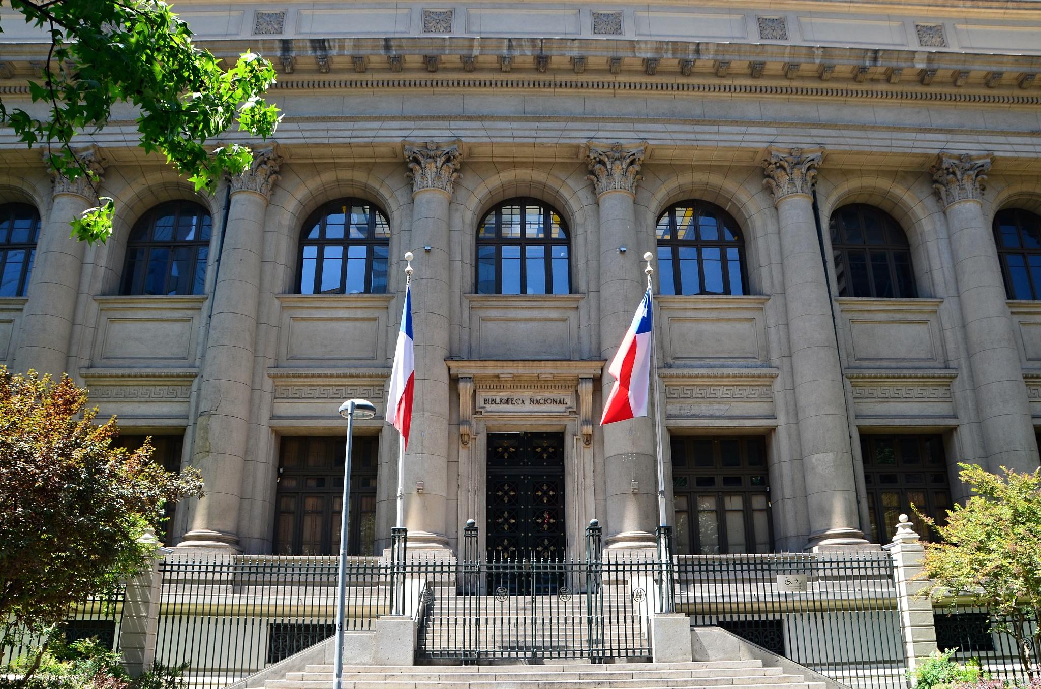 Národní knihovna Chile