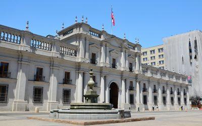 Procházka po Santiagu a návštěva Metropolitního parku