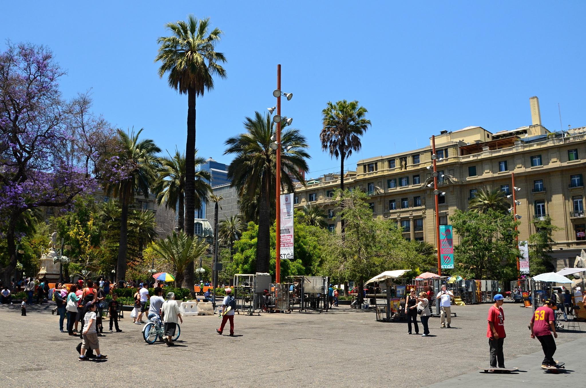 Náměstí Plaza de Armas