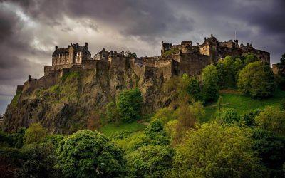 Příprava a cestování na dovolenou do Skotska