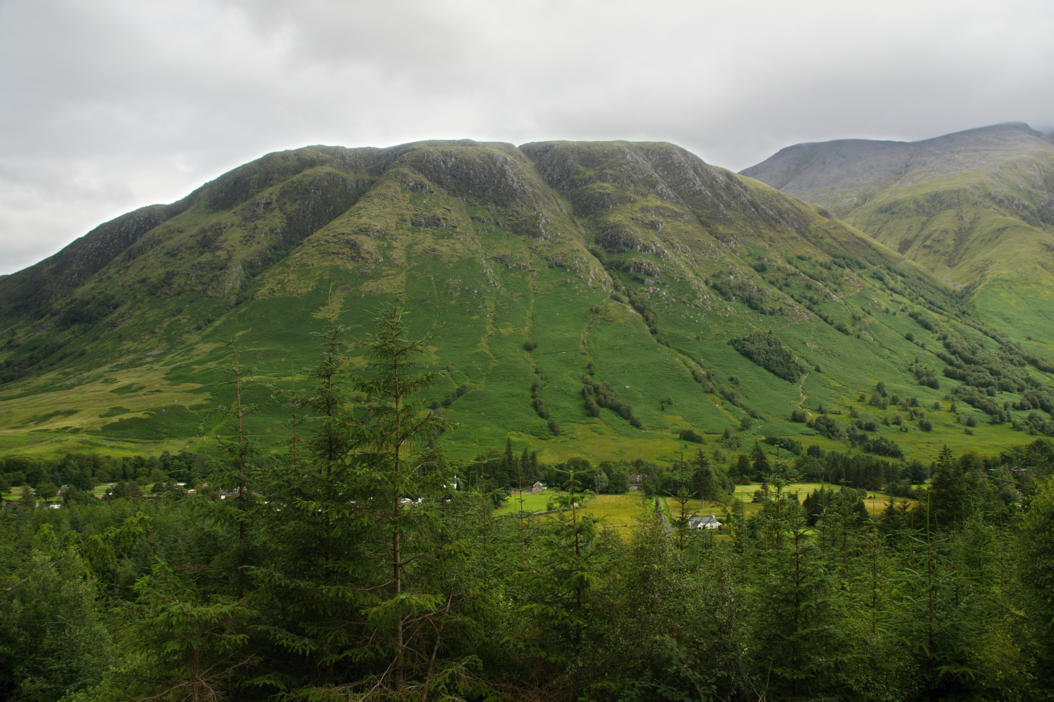 Kopec Meall an t-Suidhe