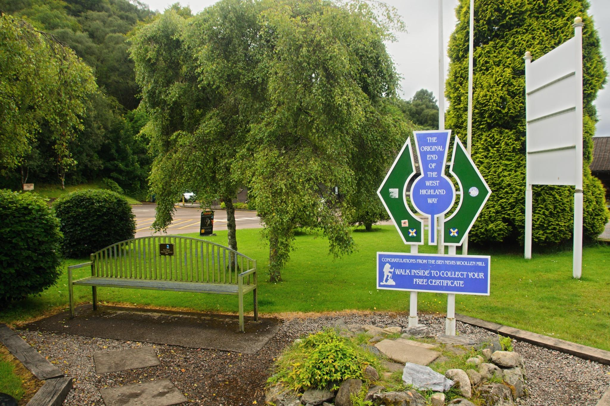 Konečně! Cíle West Highland Way. Nebo ne...?