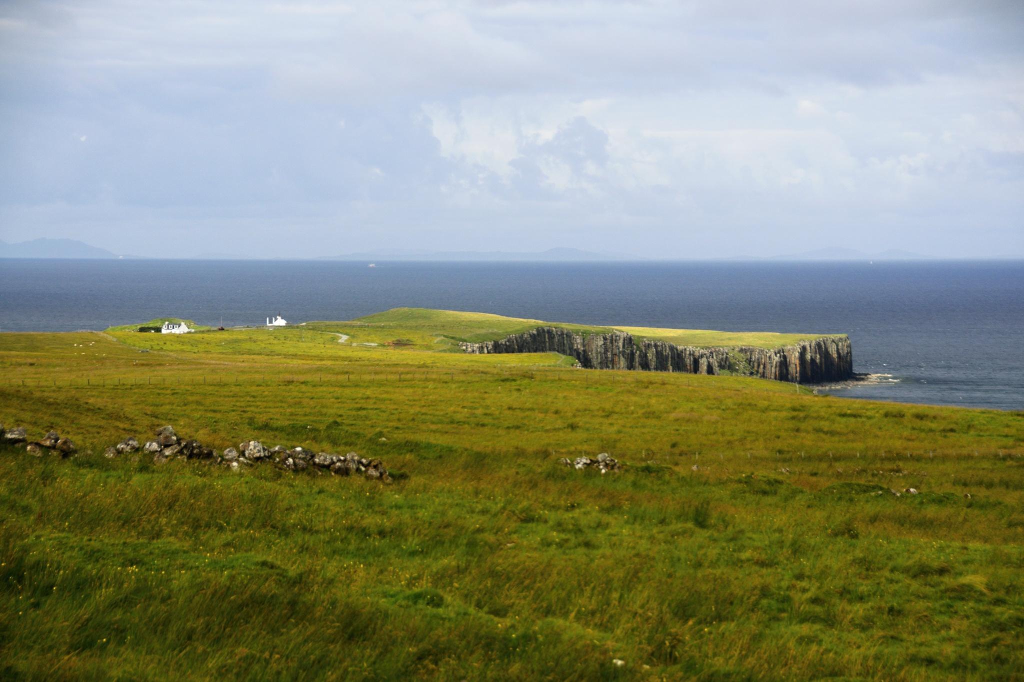 Pobřeží ostrova Skye