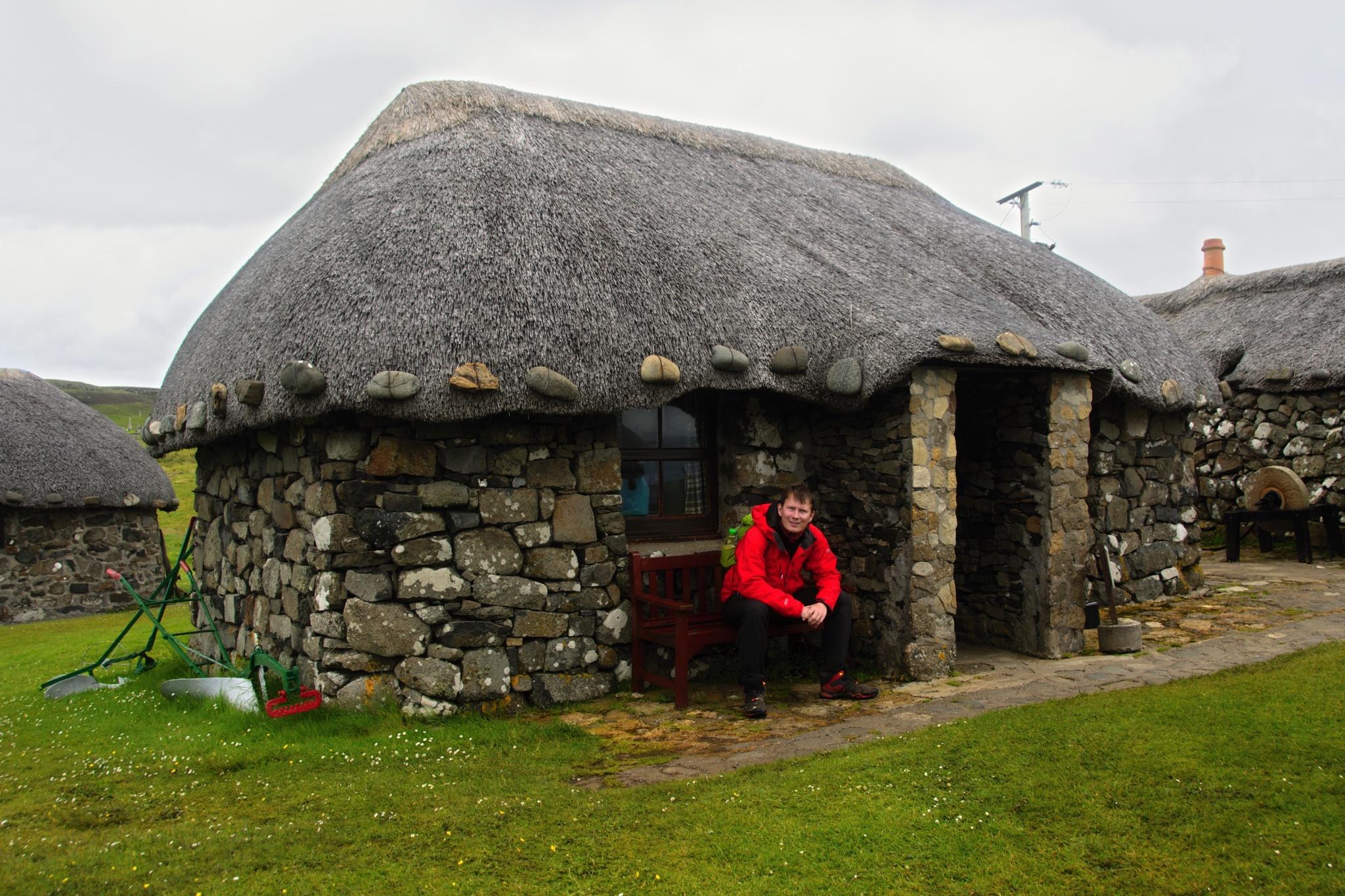 Muzeum života na ostrově Skye