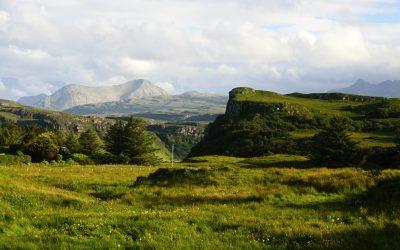Ohlédnutí za dovolenou ve Skotsku v létě roku 2015
