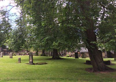 Hřbitov Greyfriars Kirkyard