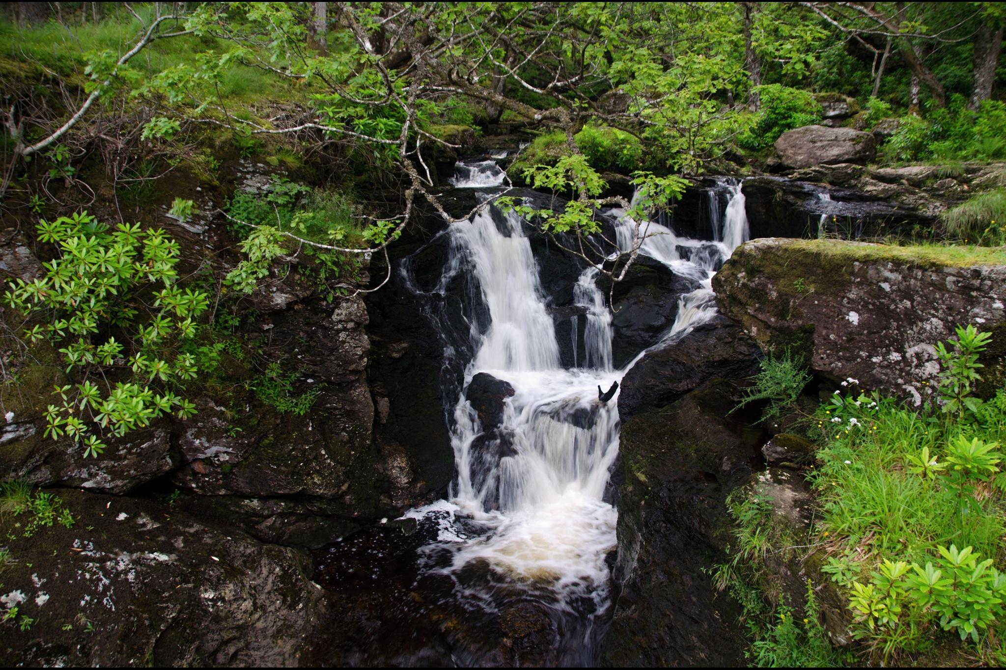 Potok Arklet Water