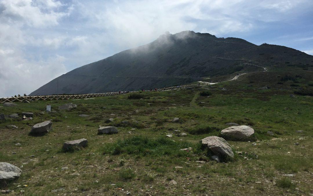 Horská výzva 2015 v Krkonoších