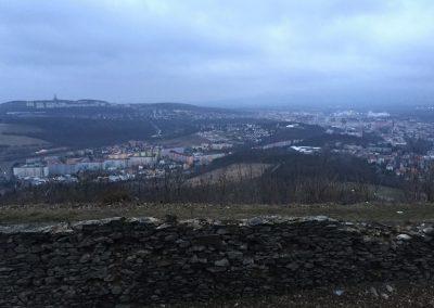 Výhled na Teplice