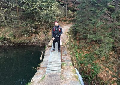 Mostek přes Vražedný potok