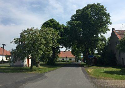 Obec Hradiště