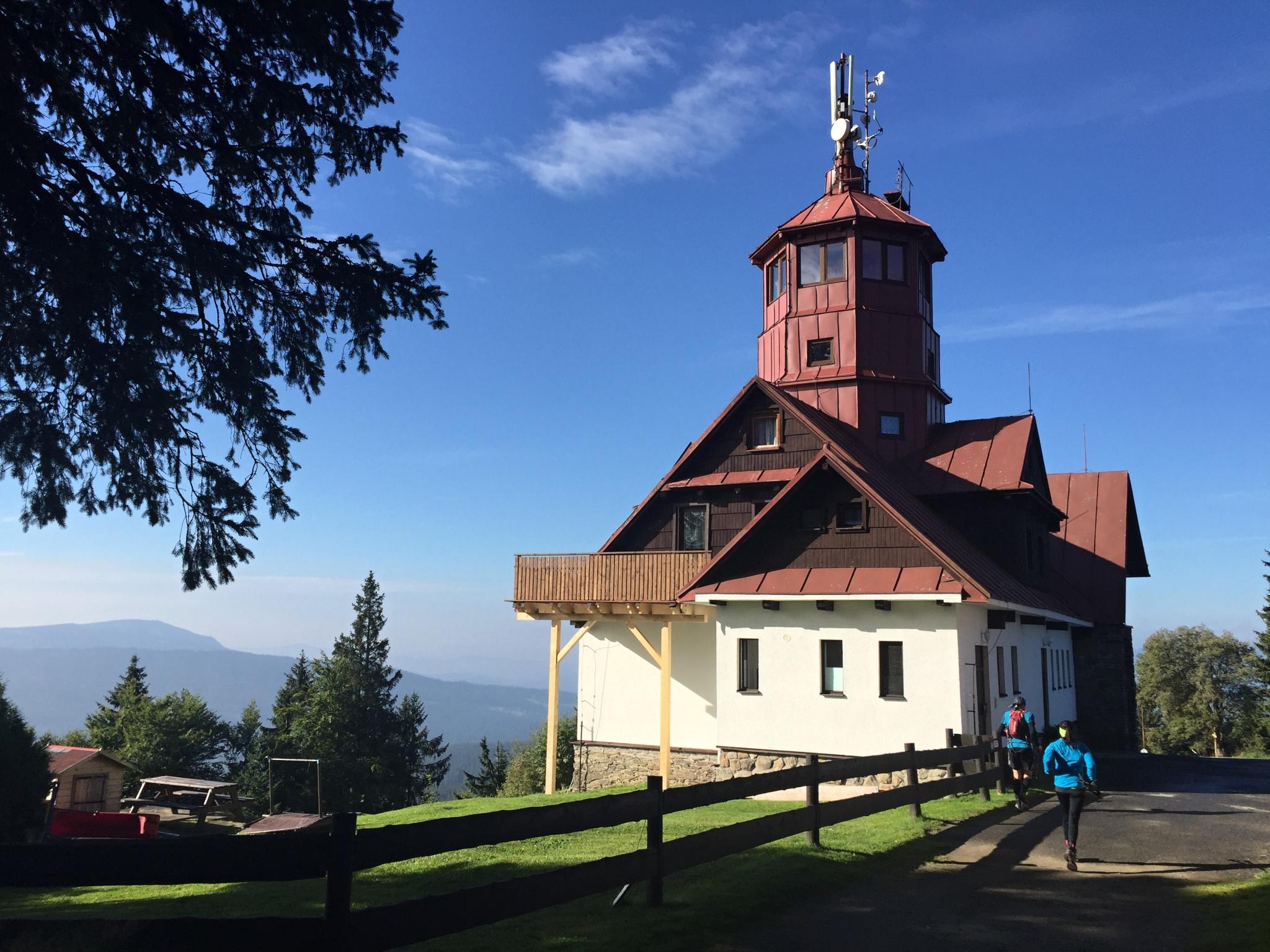 Nedokončená Horská výzva 2016 na Šumavě