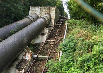 Přečerpávací elektrárna Štěchovice