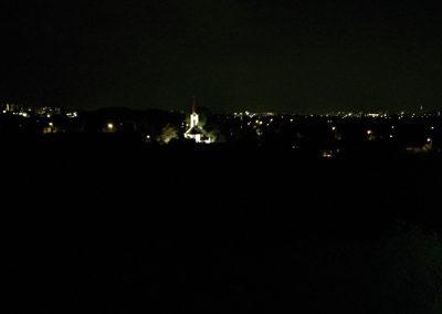 Výhled na Dubeč