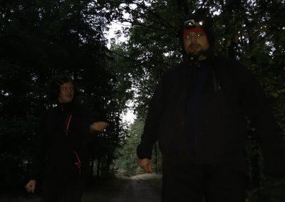Tajná kontrola s Olafem a (asi) Andreou Novákovou