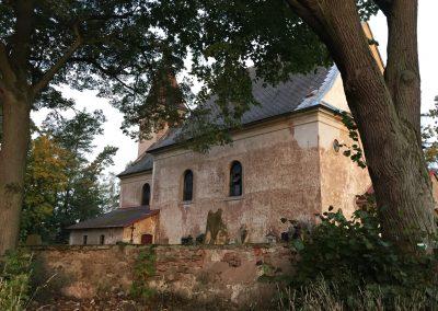 Kostelík ve Starém Rokytníku