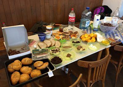 Hodně jídla!!!