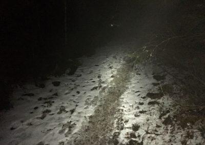 Sníh a led. Inu, prosinec. :)