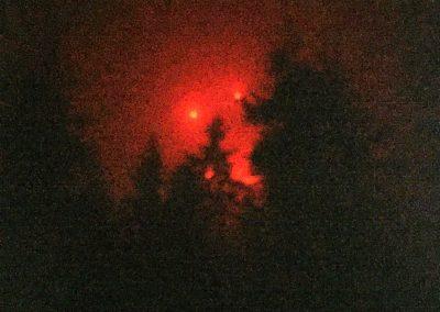 To není UFO, ale meteorologická stanice