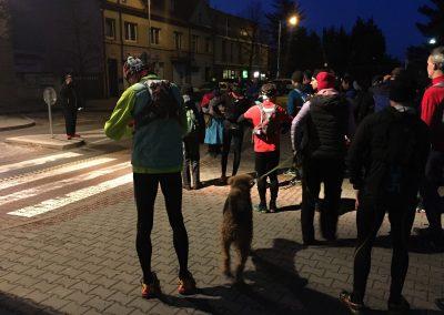 Na startu v Radotíně je plno lidí