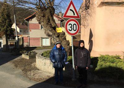 Živá kontrola v Srbsku