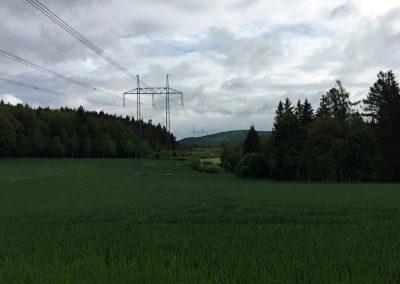 U obce Dolní Požáry