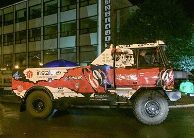 Pan Dakar na Tatře