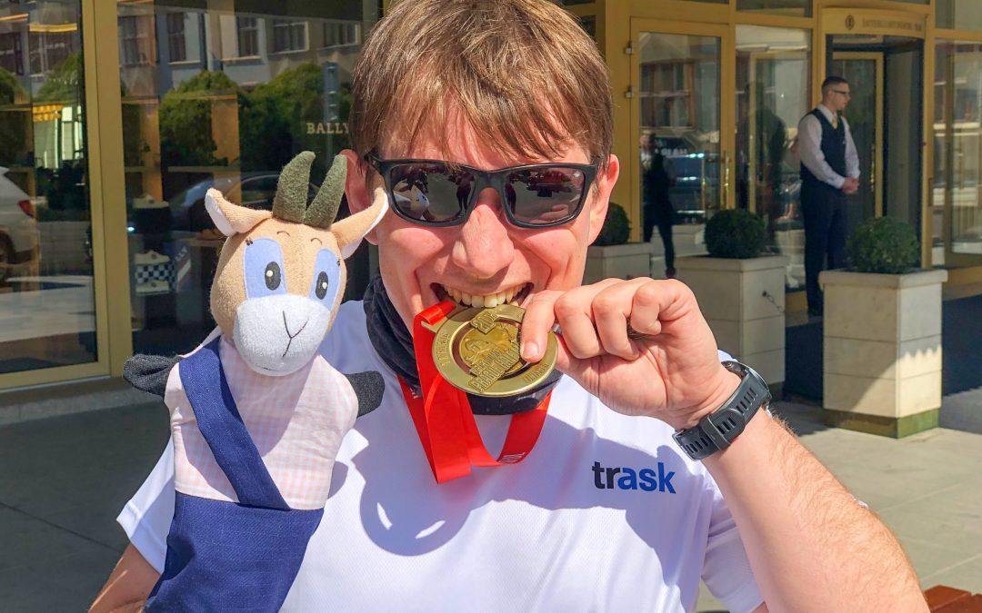 Sportisimo Prague Half Marathon 2018 aneb můj první půlmaraton