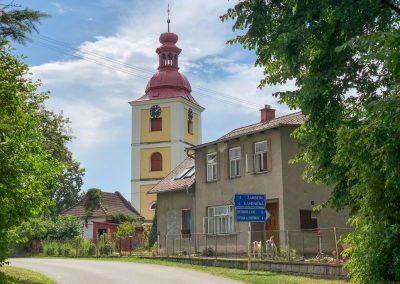Kostelík ve Slatině nad Zdobnicí