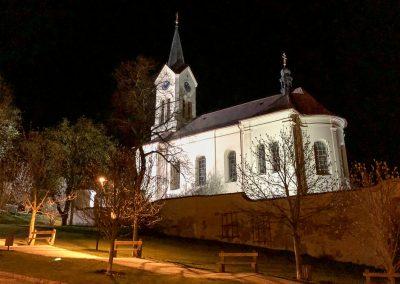 Kostel sv. Václava v Mníšku