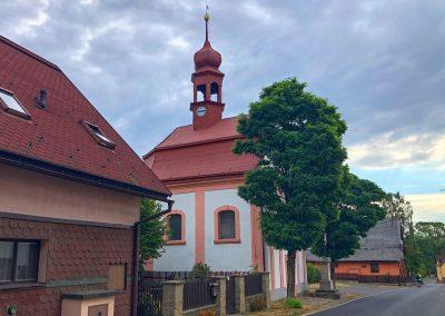 Místní kaplička