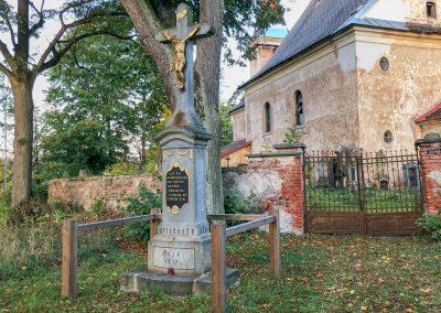 Starý kostelík ve Starém Rokytníku