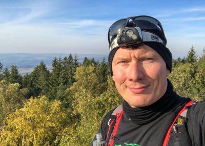 Jedna selfí na vrcholku