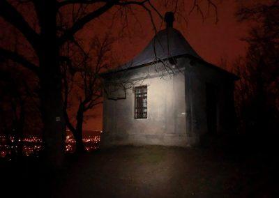 Arcibiskupský altán nad Zbraslaví